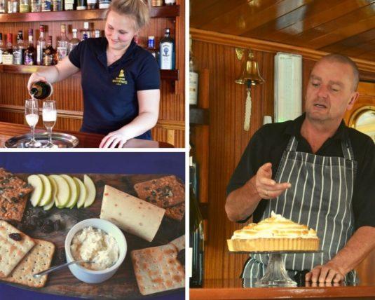 Scottish Highlander Dining & Beverages