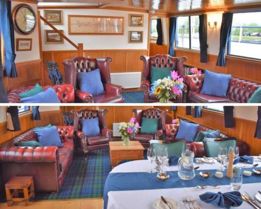 Scottish Highlander Saloon