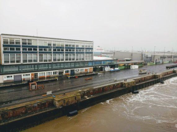 Bremerhaven Port Terminal