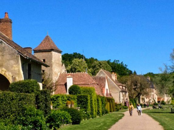 Quaint French Village