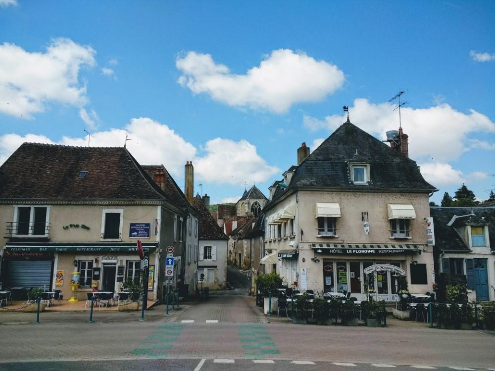 Exploring Villages in France